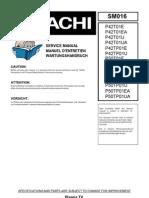 Hitachi Service Manual_016e