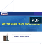 2007 Q1 Mobile Phone Market Outlook_pa1