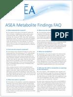 A Sea Metabolites