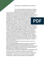 A REVOLUÇÃO INDUSTRIAL E O SURGIMENTO DO SERVIÇO SOCIAL