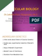 Molecular Biology Ppt - Copy
