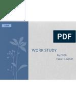 9 Work Study