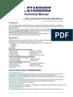 Technology Manual AGM