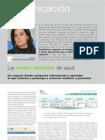 Las Redes Sociales de Salud