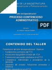 Proceso Contencioso Administrativo