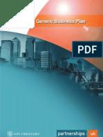 2 - Generic Business Plan PDF