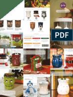Scentsy Holiday Catalog 2012
