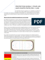 Section D - Annexes (courte piste)