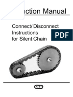 Connect Disconnect Silent Chain