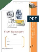 Unité Transmettre 1 STE - Partie 2 -