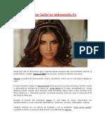 Jessica Cediel en Latinosradio