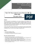Case 6 1 US Telecoms