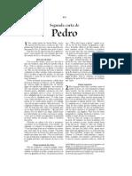 Spanish Bible 2 Peter
