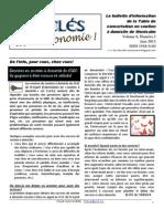 Bulletin Les clés de l'autonomie JUIN 2012 vol 4 no 2