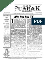 HMA PUARAK Vol 13 Issue 7