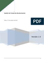 Ejemplo de Gestion de Tareas de Monitorizacion.doc