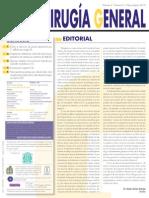 Revista Casos Clinicos Cirugia General