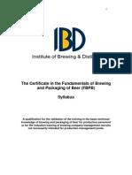 FBPB 2011 Introduction & Syllabus