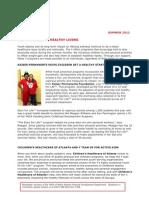 YMCA Newsletter July 2012. Part 1