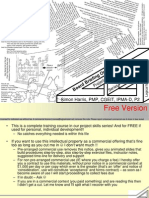 exeutive s tri fold quick reference card of project planning and