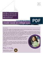 Credit Cards & College Students