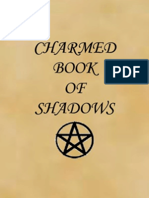 charmed book of shadows pdf free download