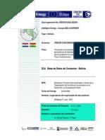 BOL - Base de Datos de Contactos de Bolivia