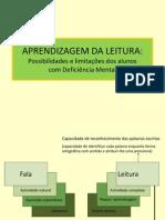 Aprendizagem Da Leitura_dm