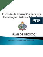 Idea de Negocio Clase 18-06-12