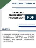Derecho Administrativo Procedimiental USAID