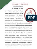 Articulo de Sexualidad Responsable 2012 i[1]