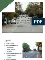 New Jersey Avenue -- DDOT 07-25 Presentation