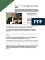 Noticias 10 de Marzo Gestion y Andina