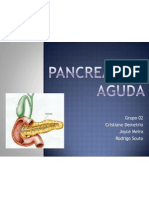 Pancreatitis Bioquimica