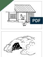 tempat tinggal haiwan