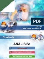 Analisis Analgetik 2 Dh