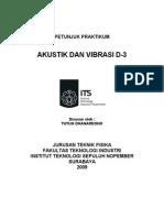 Petun Prak Akustik Vibrasi d3
