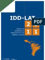 Indice Desarrollo Democratico