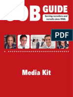 The Job Guide Media Kit