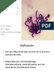 Infecciones Connatales