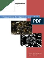 Informe-Procesamiento de Imagenes en Tiempo Real