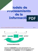 Modelo de Procesamiento de La Informacin i 2862