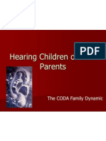 hearing children of deaf parents