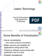 Virtualization - Some General Concepts