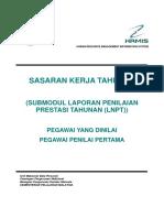 Panduan Pengguna Submodul Pengurusan Prestasi (SKT)1