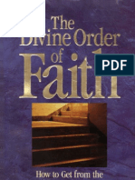 Divine Order of Faith