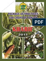 Package Kharif 2011