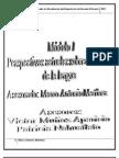 Diplomado. La Enseñanza del Español en la Escuela Primaria. Módulo I