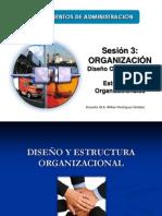 Sesion 1 Estructuras organizacionales