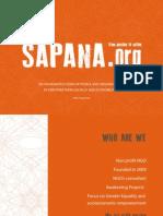 Sapana Presentation (02-2012)